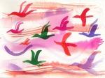 קלף ציפורים